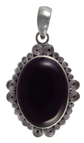 Mirror Image Pendant