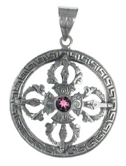 Double Dorje Symbol