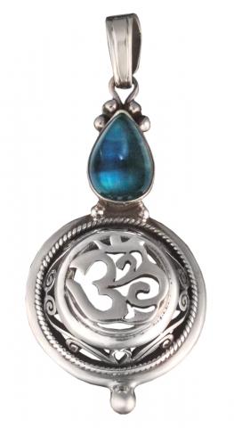 Om Symbol Pendant