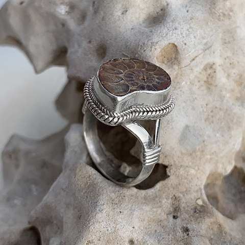 Handcrafted in .925 Sterling Silver