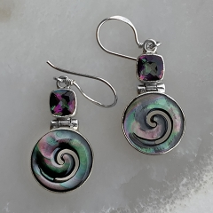 Unique Hinge earrings
