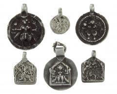 Antique Amulet Pendant