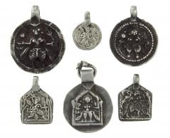 Antique Amulet Pendant