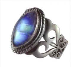 Hand Crafted Sterling Silver