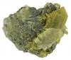 Rough raw ruile quartz in matrix
